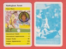 Nottingham Forest Peter Ward